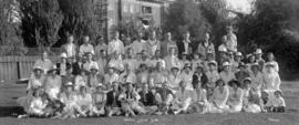 Denman Tennis Club 1917