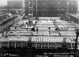B.C. Transportation Company - 2nd Floor - Vancouver, B.C.