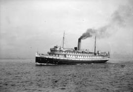"C.P.R. coastal steamer ""Princess Royal"""