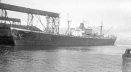 S.S. Mariam [at dock]