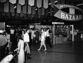 International Bazaar exhibits in Pacific Showmart building