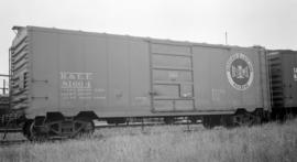 Bessemer and Lake Erie [Railway Boxcar #81604]