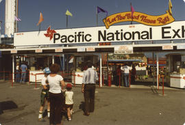 Playland Entrance to P.N.E. grounds - Gate 15