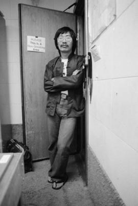 Jim Wong Chu at Vancouver Co-op Radio