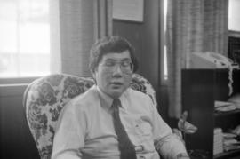 Art Lee, former Member of Parliament