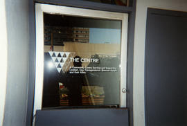 Entrance to The Centre at 1170 Bute Street