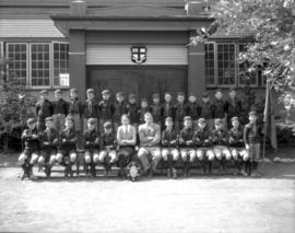 St. George's School - Wolf Cub Pack - Summer 1935