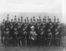 "6th Regiment, ""The Duke of Connaught's Own Rifles"" allied with the Rifle Brigade (..."