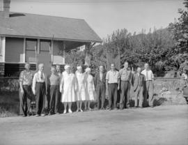 A.R.P. Powell River [first aid attendants]