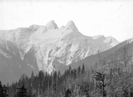 [The Lions and Capilano Valley]