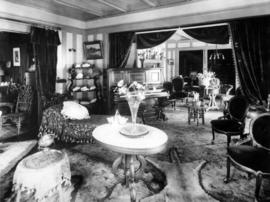 [The drawing room of M.R. Smith's residence]
