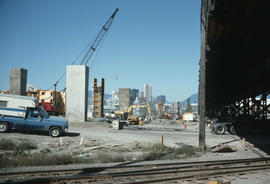 Cambie Bridge Construction [19 of 76]