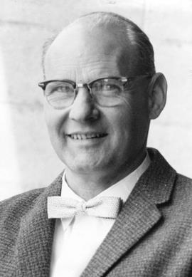 "William Francis ""Bill"" Huck, Vancouver Waterworks Assistant Superintendent 1957-1964"