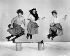 Ice Capades Int. (22nd edition) : the Three Bruises : [publicity photo]