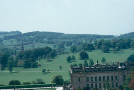 Gardens - United Kingdom : Chatsworth