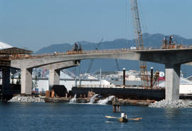 Cambie Bridge Construction - #24 [8 of 22]