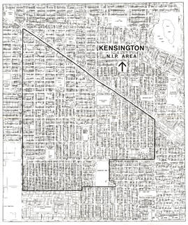 Kensington N.I.P area (building outlines)