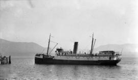 "[S.S. ""Venture"" (possibly in Rivers Inlet)]"