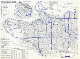Vancouver bicycle routes
