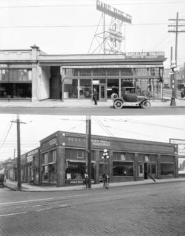 [Maple Leaf Motor Truck Company (top) and Hill Auto Tires and Accessories Limited (bottom), Granv...