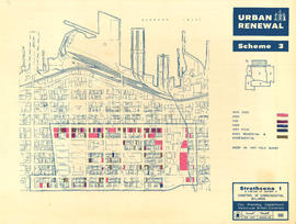 Urban renewal scheme 3 : Strathcona I & portion of Highway 6 : condition of non-residential b...