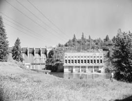 B.C. Electric Ruskin Plant [exterior]
