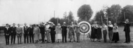 [Archery at Jericho Beach]