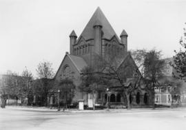 Wesley Methodist Church, conference week, 1928