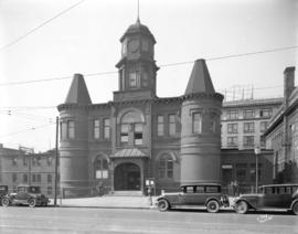 City Hall, Old Market Hall, Main Street