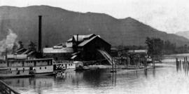 [Unidentified mill on the water]