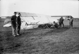 Lt. Roebottom's crash [at] Mohawk