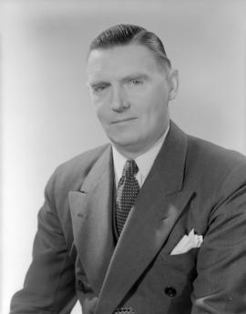 A.J.L. Oates, General Manager