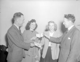 Bond Queen Joan Feast [and others at] Lord Byng High School