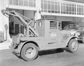 International Harvester Company service truck