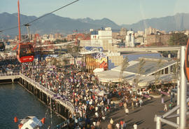 3 [Expo 86 gondola, view]