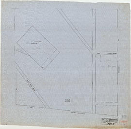 Sheet No. 3 [Little Mountain south to Thirty-seventy Avenue]