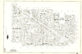 [Sheet 52 : Inverness Street to Nanaimo Street and Thirty-second Avenue to Twenty-second Avenue]