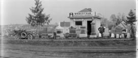 [W.N. Bertram Marble Works at 4904 Fraser Street]