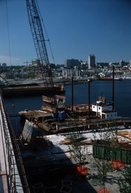 Cambie Bridge Construction - #20 [12 of 24]