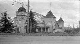 First Exhibition Building (to be torn down)