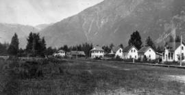 Indian Village - Bella Coola