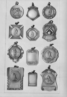 Pressed Metal Products - medals