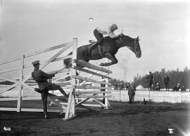 6th Field Company C.E. [equestrian event - jumping]