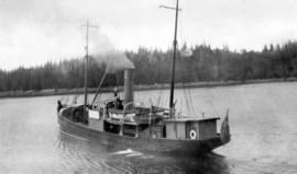 "[Canadian government steamer ""Newington""]"