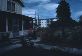 Image of buildings on Vancouver Island