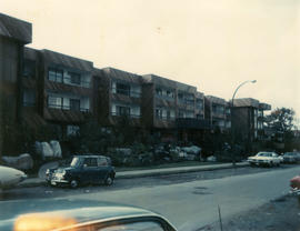 [Apartment building in Kitsilano]