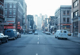 [View of] Water St[reet]