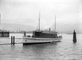 "[Columbia coast mission ship ""Columbia""]"