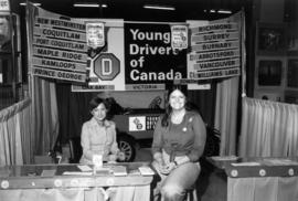 Young Drivers of Canada booth