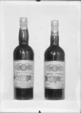 Western Canada Liquor Co. Bottles